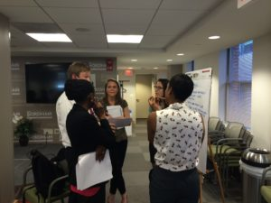 DC Fellows discuss fundraising strategies
