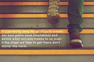 Create own steps