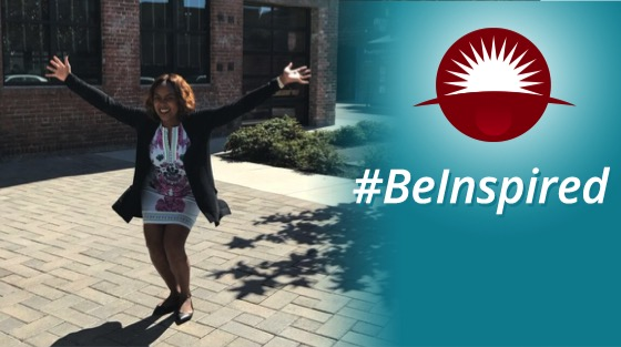 Join us and #BeInspired.
